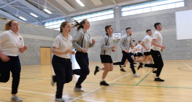 Leaving Certificate PE is a whole new ball game