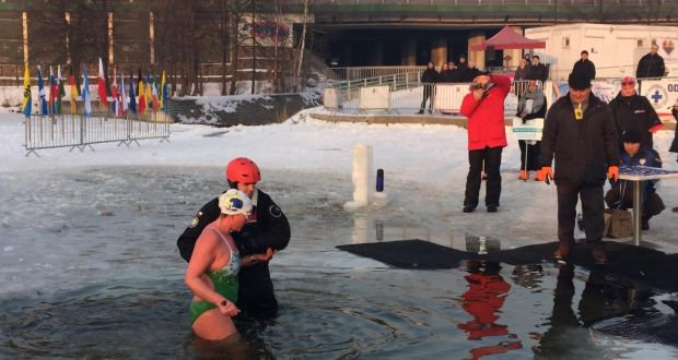 Ice swimming: the perfect Ctrl-Alt-Delete reboot