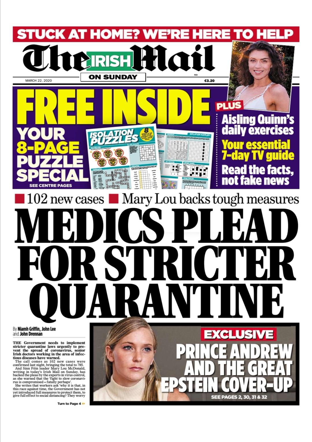 Medics Plead for Stricter Quarantine