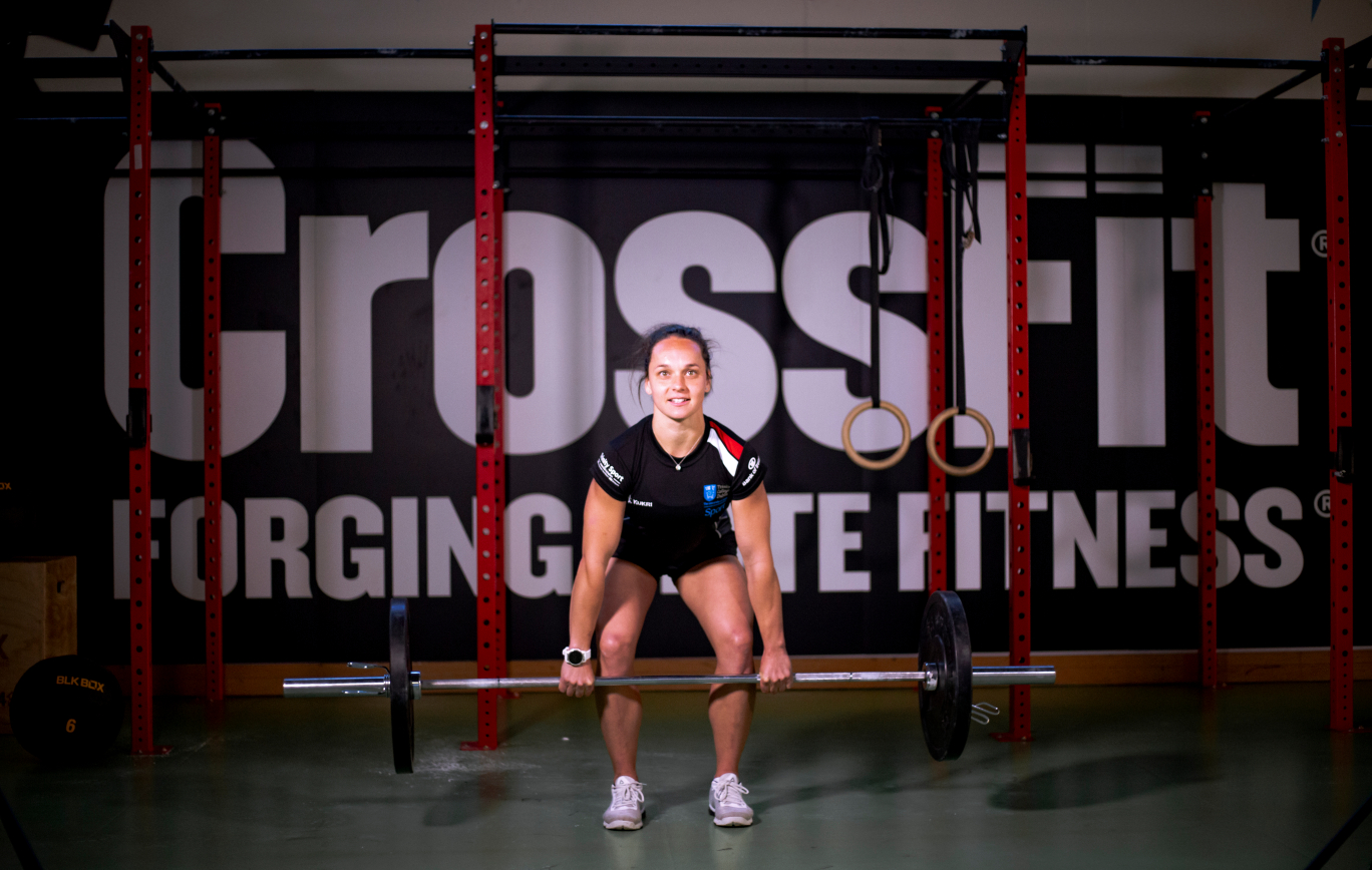 Ireland's fittest woman targets CrossFit Games Top 10
