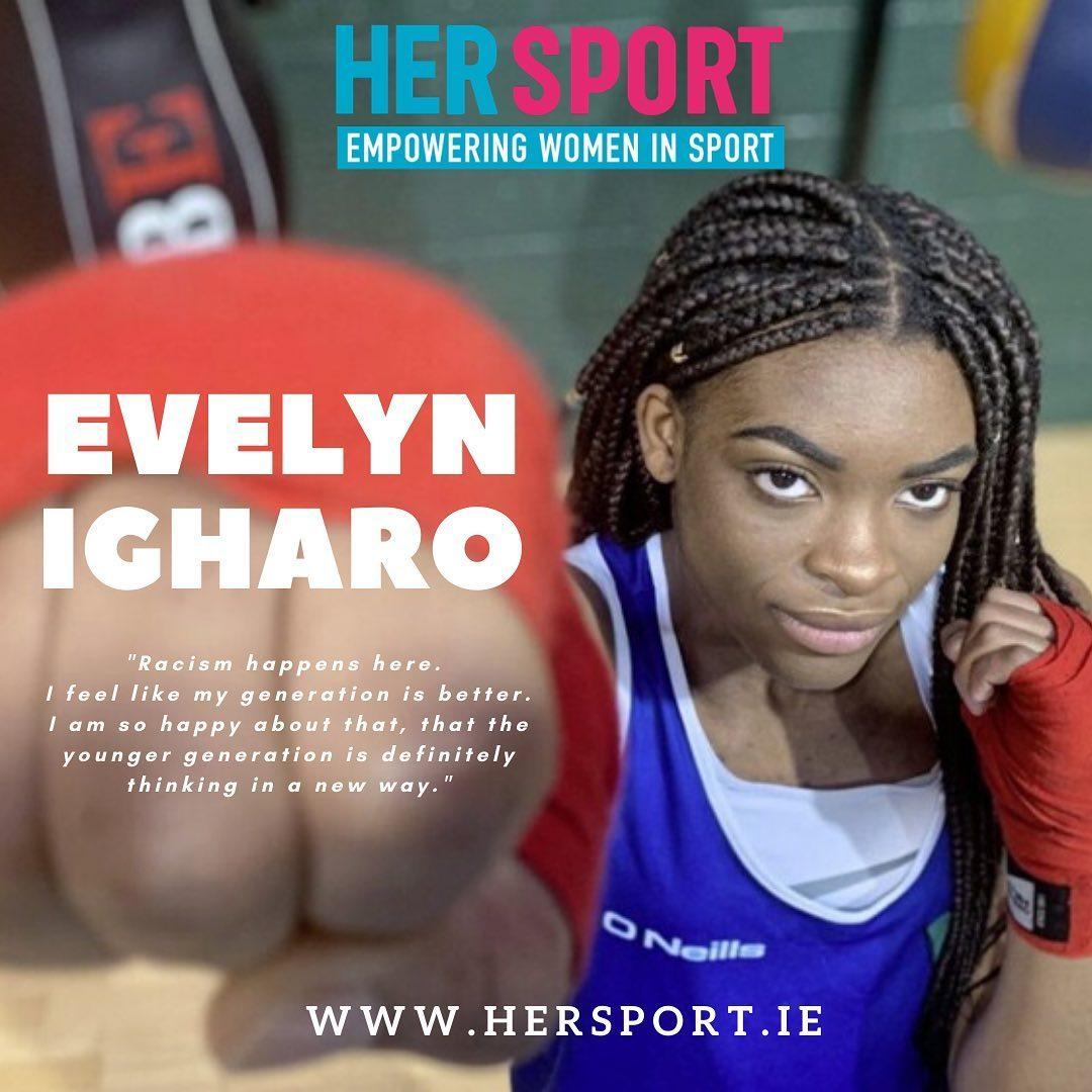 Evelyn Igharo on the hidden racism in Ireland