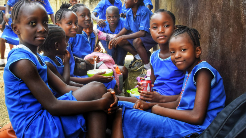 The changing education system in Sierra Leone