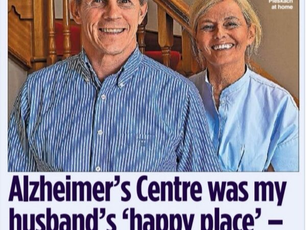 Many Alzheimer's Centres cannot re-open