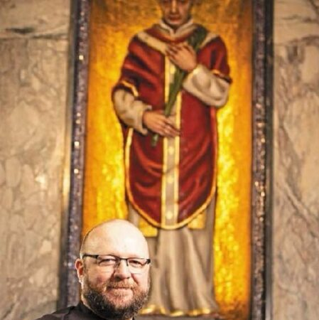 Friars warn beware of St Valentine relic scams