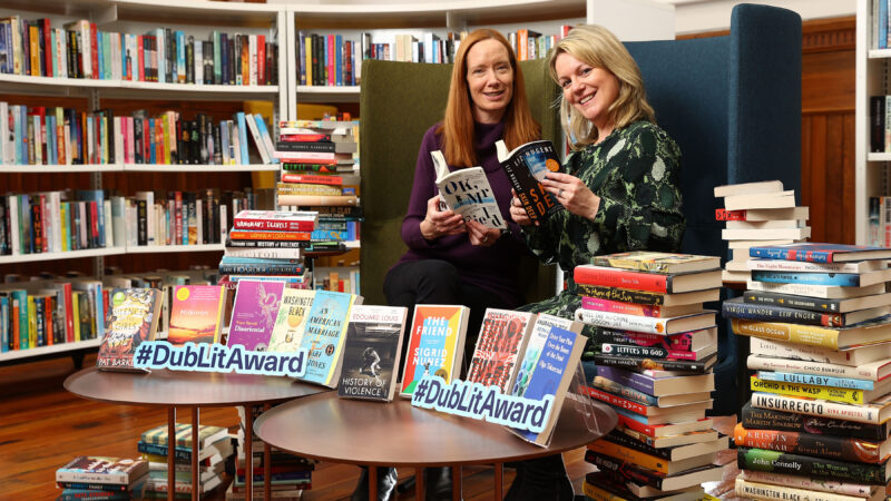 Downloads prove a big noise for Ireland's libraries